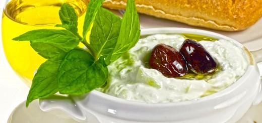 ბერძნული სალათი ძაძიკი