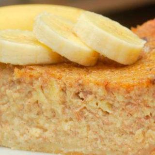 ბანანი , ვაშლი, ყავისფერი შაქარი, ფქვილი , ვაშლის პიურე, სოდა, მარილი, დაფქული დარიჩინი, გატარებული ნიგოზი.